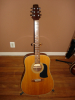 Aria AW 600 Acoustic Guitar 1993