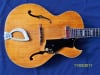 Carved spruce top, maple back/sides, rosewood fretboard/bridge