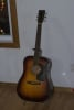Washburn D14SB acoustic guitar