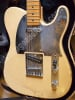 Jeff Buckley&#039;s blonde 1983 telecaster guitar